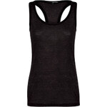 Tally Weijl Black Neppy Vest Top