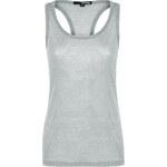 Tally Weijl Grey Neppy Vest Top