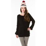 Tally Weijl Black Knitted Jumper