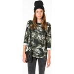 Tally Weijl Camouflage Print Sweater