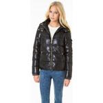 Tally Weijl Black Padded Hood Jacket