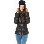 Tally Weijl Black Shiny Padded Jacket
