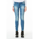 Tally Weijl Medium Wash Skinny Ankle jeans
