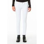 Tally Weijl White Ankle Grazer Skinny Pants
