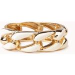 FOREVER21 Chain Patterned Hinge Bracelet