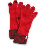 Esprit knit, touch screen gloves