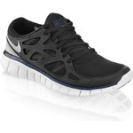 Free run 2+ Nike schwarz