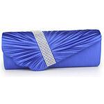 LightInTheBox Women's Fashion Diamonade Silk Evening Bag