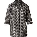 Steffen Schraut Cotton Blend Darling Printed Coat
