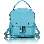 LightInTheBox Women's Fashion Fresh Candy Color Trend of Personality Backpack