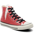 Converse (Women) - chuck taylor all star bleached hi w (Red)