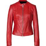 Steffen Schraut Leather Moto Jacket