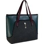 GOSHICO - Velká taška na rameno – FLOWER BAG - 1290