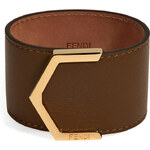 Fendi Leather 2Jours Bracelet