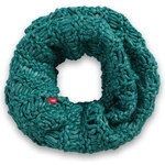 Esprit chunky knit mottled collar
