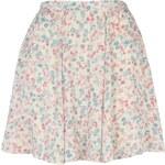 SoulCal Floral Skater Skirt Pink 6 (XXS)