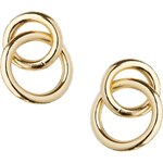 ASOS Rings Stud Earrings - Gold