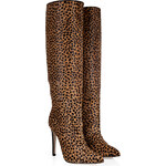 Sergio Rossi Haircalf Tall Boots
