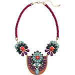 H&M Necklace with floral pendants