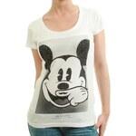 Eleven Paris T-Shirt Women - MICKEY - White Größe XL