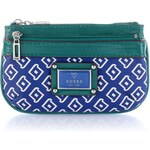 Guess Kory Double Zip Coin Purse