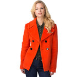 Tommy Hilfiger Louise Wool Pea Coat