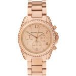 Michael Kors Rose Gold Chronograph Watch