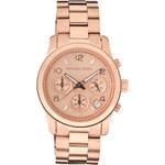Michael Kors Runway Rose Gold Chronograph Watch
