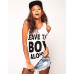 BOY London 'Leave The Boy Alone' Vest