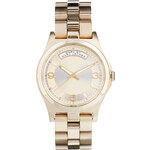 Marc By Marc Jacobs Baby Dave Gold Watch