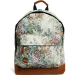 Mi Pac Rose Tapestry Backpack