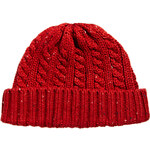 ASOS Fisherman Beanie Hat with Cable