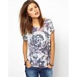 Diesel Mohawk Floral T-Shirt