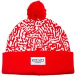The Quiet Life Aztec Bobble Hat