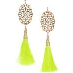 Asos Limited Edition Filigree Tassel Earrings