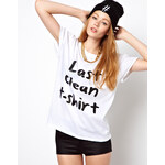 Local Heroes Last Clean T-Shirt