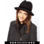 Catarzi Exclusive To ASOS Trilby Hat