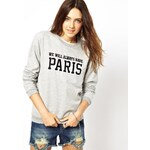 A Question Of Organic Paris Sweatshirt