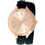 Michael Kors Slim Runway Black Watch