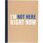 Books Not Here Notebook