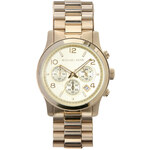 Michael Kors Gold Chronograph Watch