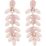 sweet deluxe DAHLISHA Ohrringe light pink/white/crysta