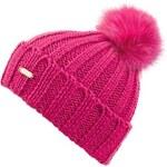 Invuu London Zimní čepice Beanie Fuchsia 13H0710-1
