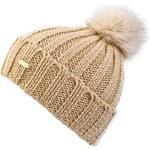 Invuu London Zimní čepice Beanie Beige 13H0710-4