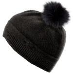 Invuu London Zimní čepice Beanie Black 13H0442-2