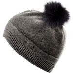 Invuu London Zimní čepice Beanie Grey 13H0442-1