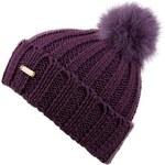 Invuu London Zimní čepice Beanie Violet 13H0710-3