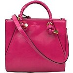 LightInTheBox Women's Woven Handle Leather Crossbody/Tote Bag More Colors Available