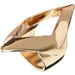 Mango Cut Out Diamond Ring - Gold