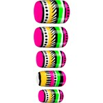 Eylure Elegant Touch Express Nails - Bright Tribal - Multi